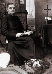 Photo of Blessed Michael J. McGivney