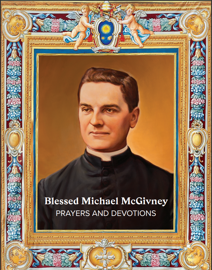 Photo of Blessed Michael McGivney